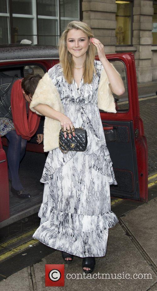 Amber Atherton attend the Ballet Revolucion - VIP...