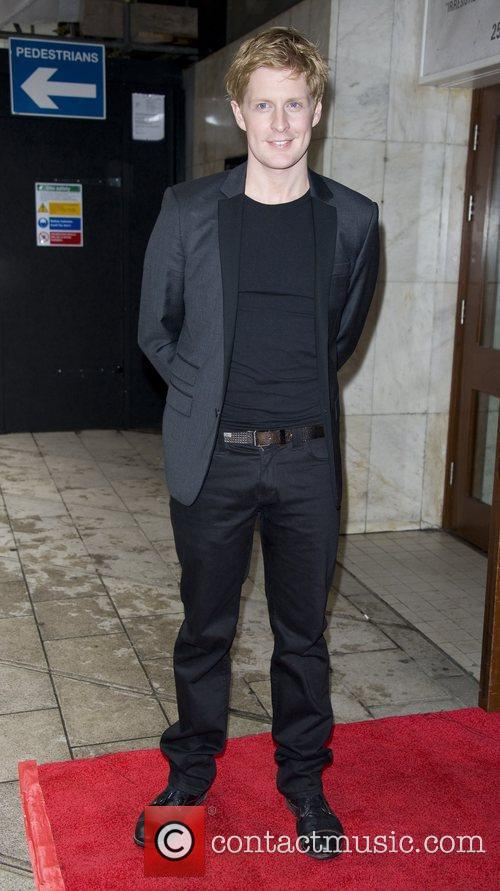 Gerard McCarthy attend the Ballet Revolucion - VIP...