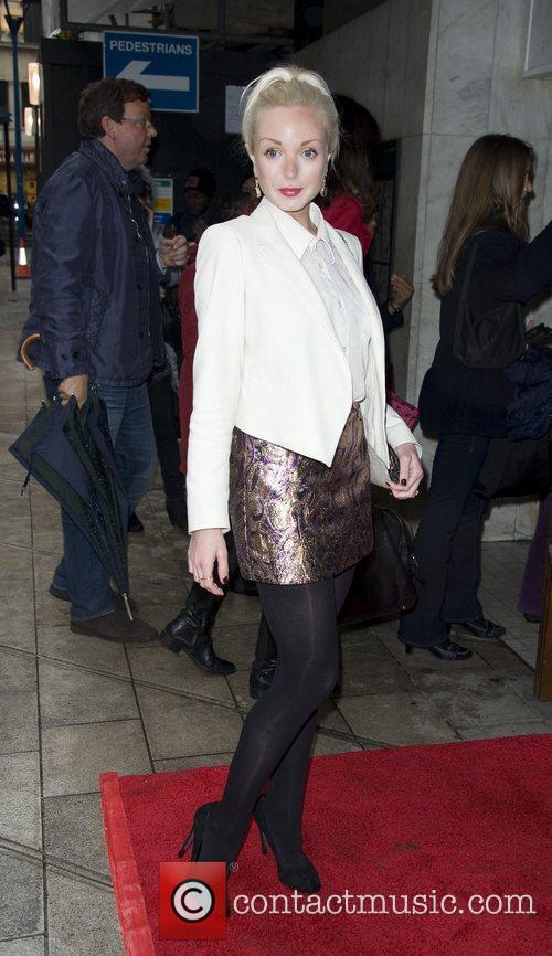 Helen George attend the Ballet Revolucion - VIP...