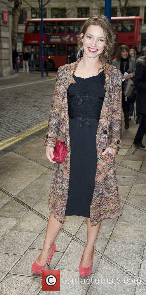 Perdita Weeks attend the Ballet Revolucion - VIP...