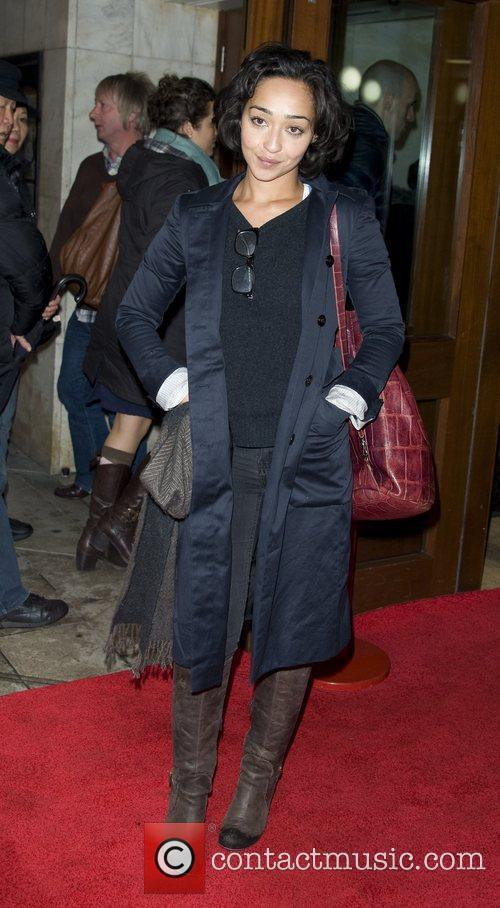 Ruth Negga attend the Ballet Revolucion - VIP...