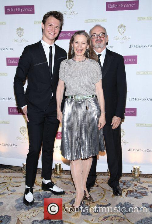 Ansel Elgort and Guests Ballet Hispanico 2012 Gala...