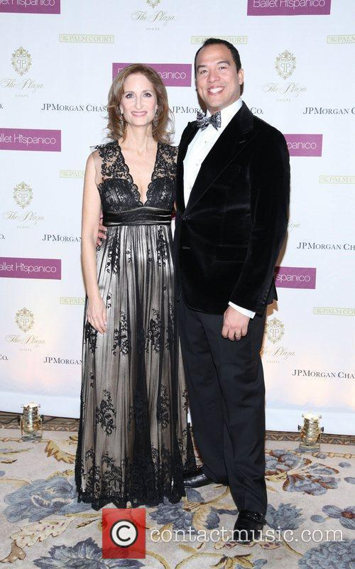 Eduardo Vilaro and Guest Ballet Hispanico 2012 Gala...