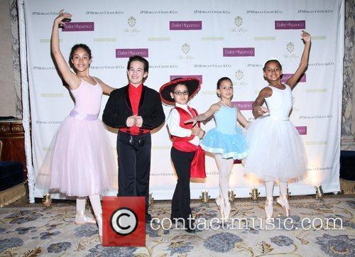 Guests Ballet Hispanico 2012 Gala Honoring Jody Gottfried...