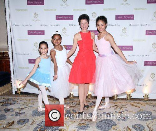 Jody Gottfried Arnhold and Guests Ballet Hispanico 2012...