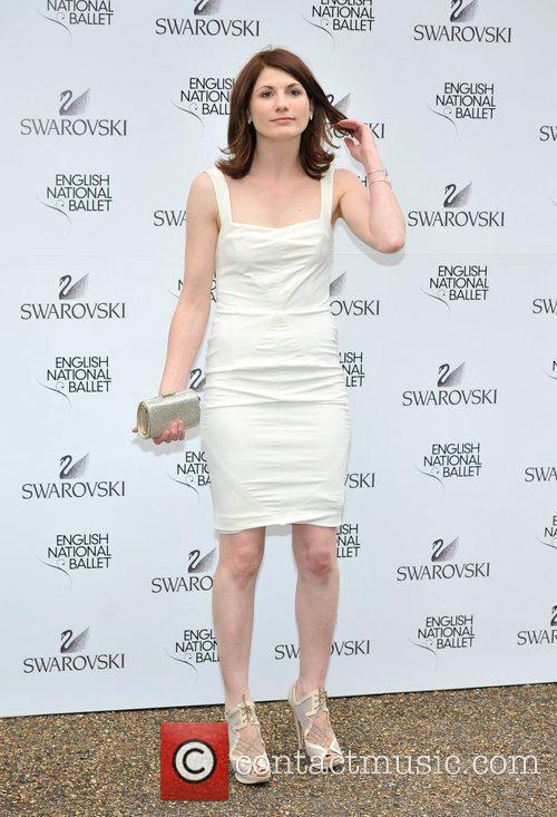 Jodie Wittaker English National Ballet - summer party...