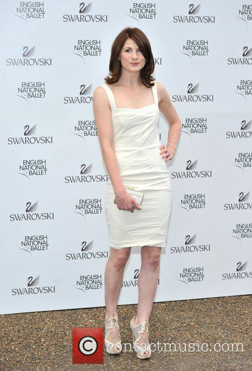 jodie wittaker english national ballet summer party 3966718