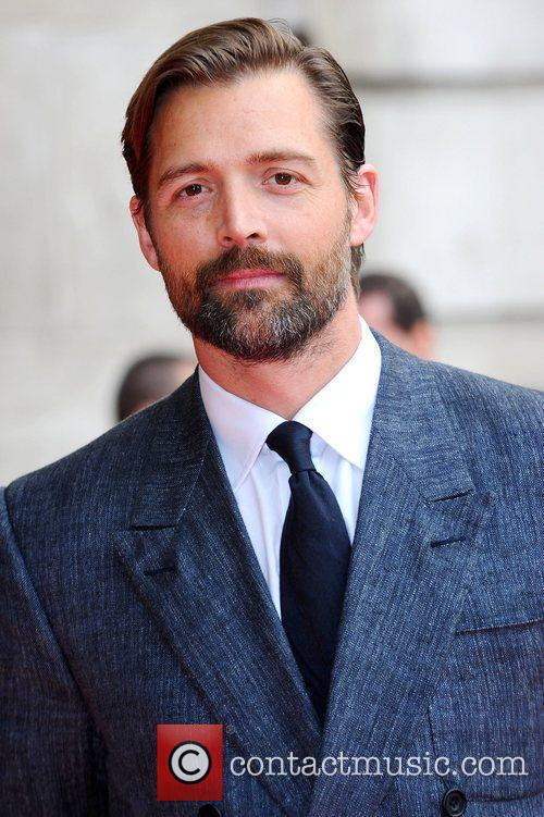 Patrick Grant  at the Ballgowns: British Glamour...