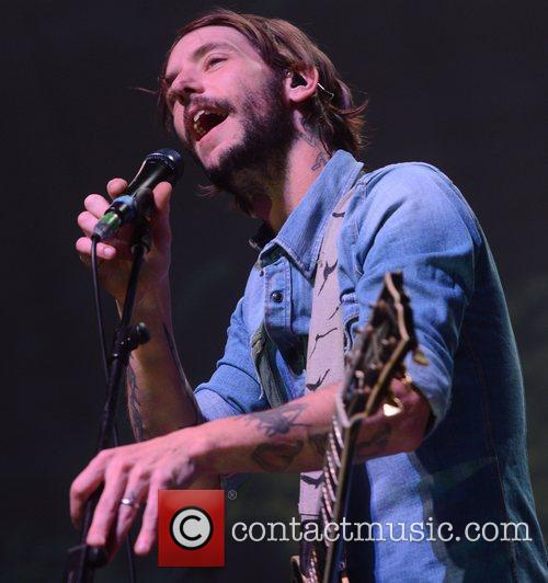 Band Of Horses and Hammersmith Apollo 9