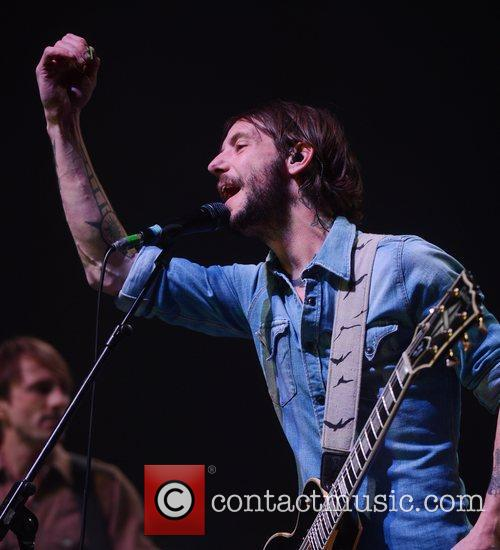 Band Of Horses and Hammersmith Apollo 7