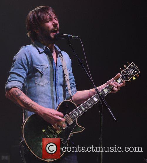 Band Of Horses and Hammersmith Apollo 1