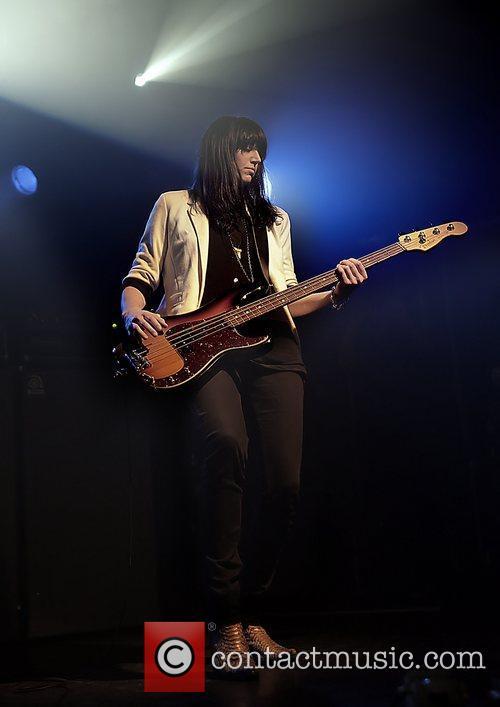 Emma Richardson, Band Of Skulls and Liverpool O2 Academy 2