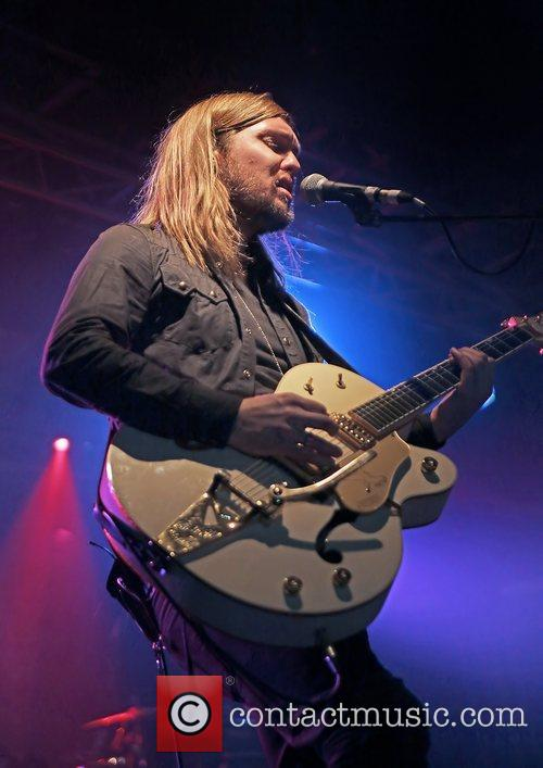 Russell Marsden, Band Of Skulls and Liverpool O2 Academy 11