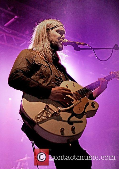 Russell Marsden, Band Of Skulls and Liverpool O2 Academy 2
