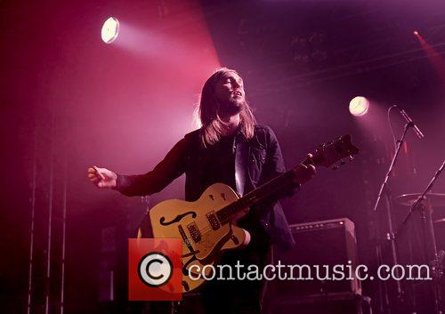 Russell Marsden, Band Of Skulls and Liverpool O2 Academy 1