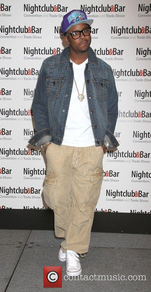 J-Kwon at the 2012 Nightclub & Bar Convention...