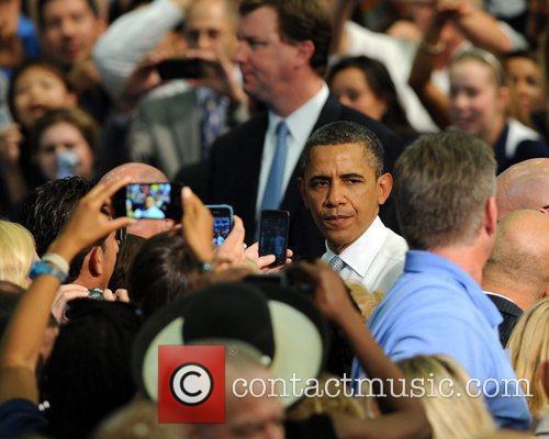 Barack Obama 40