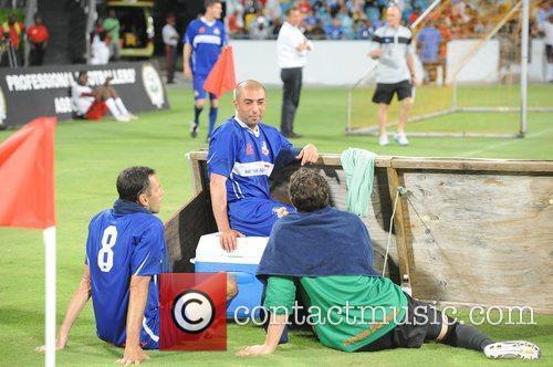 Di Matteo, Gustavo Poyet, Carlo Cudichini Barbados Football...