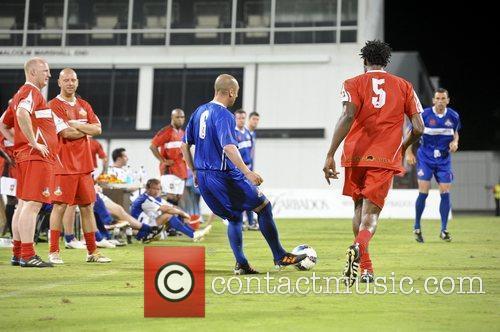 Di Matteo passes to Gustavo Poyet Barbados Football...