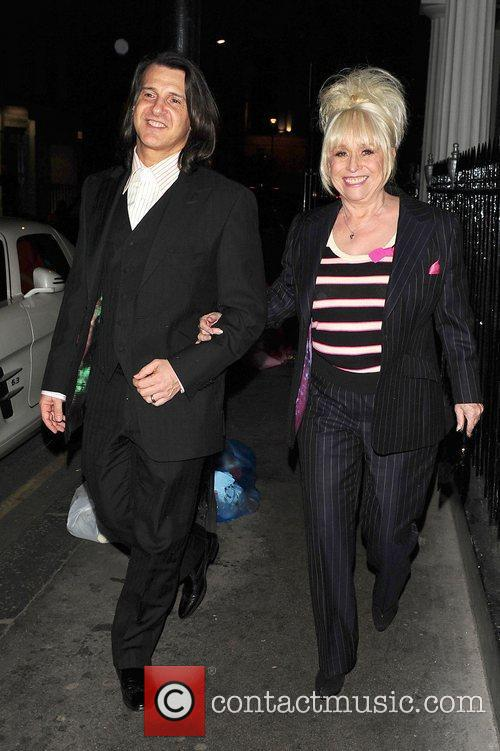 Barbara Windsor and Scott Mitchell 2