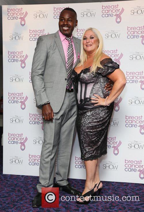 Ben Ofoedu and Vanessa Feltz Breast Cancer Cares...