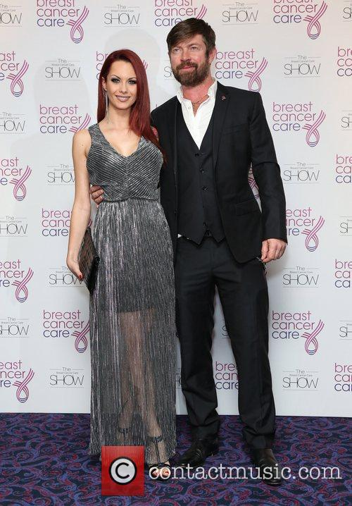 Jessica-JaneClement and Lee Stafford Breast Cancer Cares London...