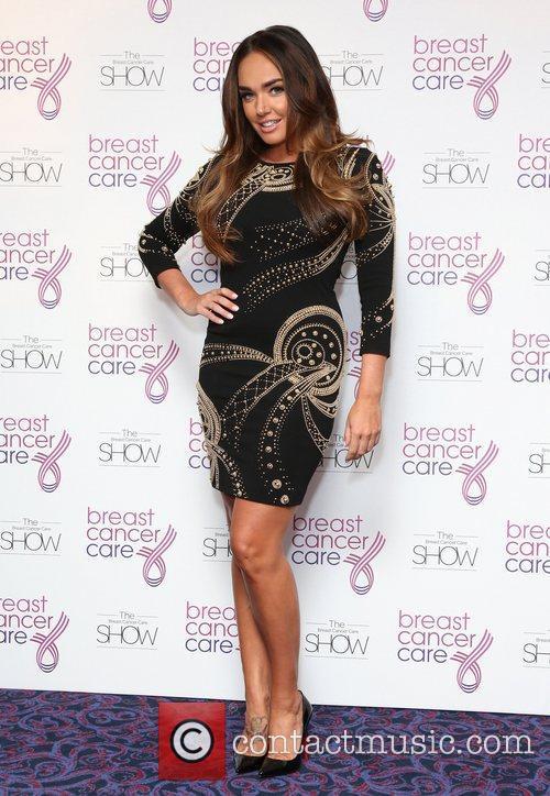 Tamara Ecclestone Breast Cancer Cares London Fashion Show...