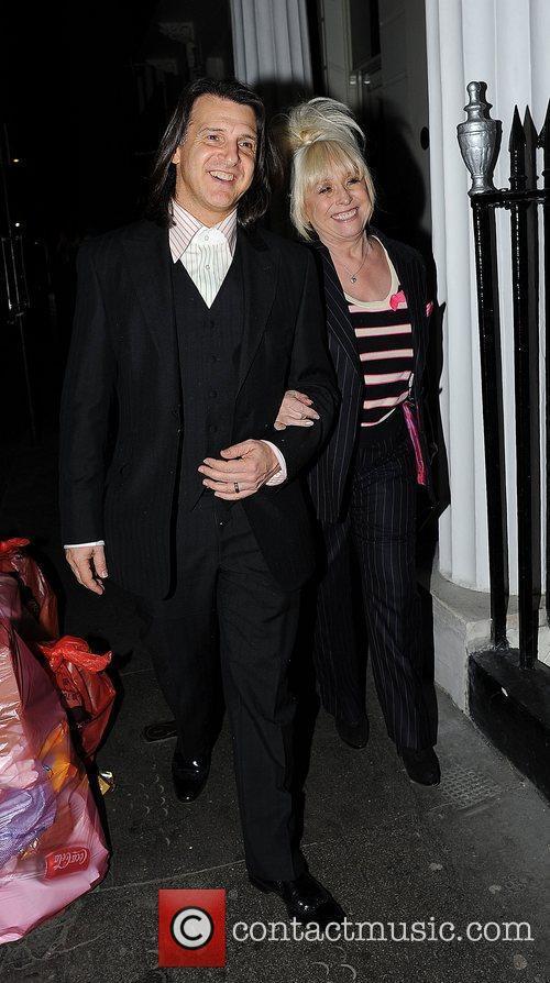 Barbara Windsor and Scott Mitchell 5
