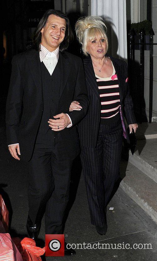 Barbara Windsor and Scott Mitchell 6