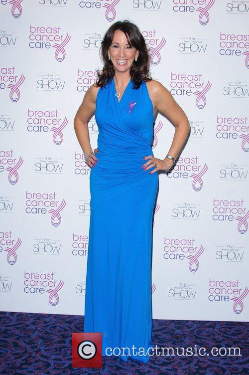 Andrea McClean Breast Cancer Care event at the...