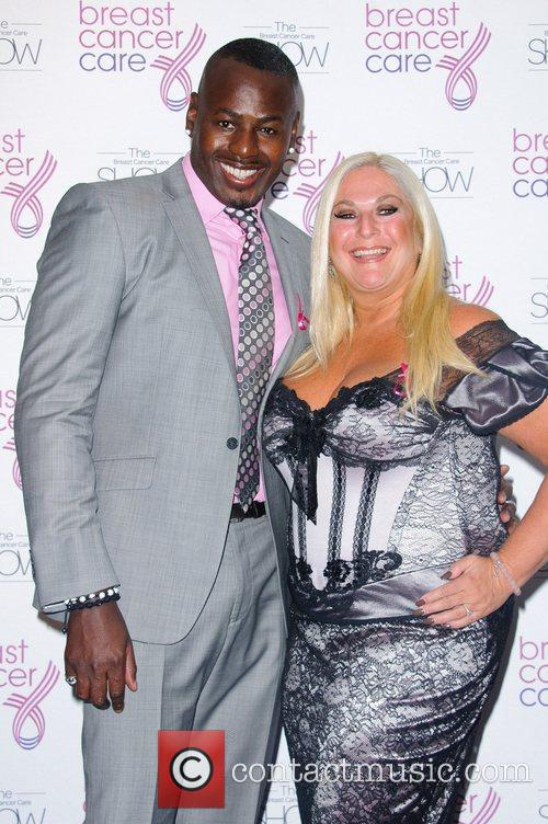 Ben Ofoedu and Vanessa Feltz Breast Cancer Care...