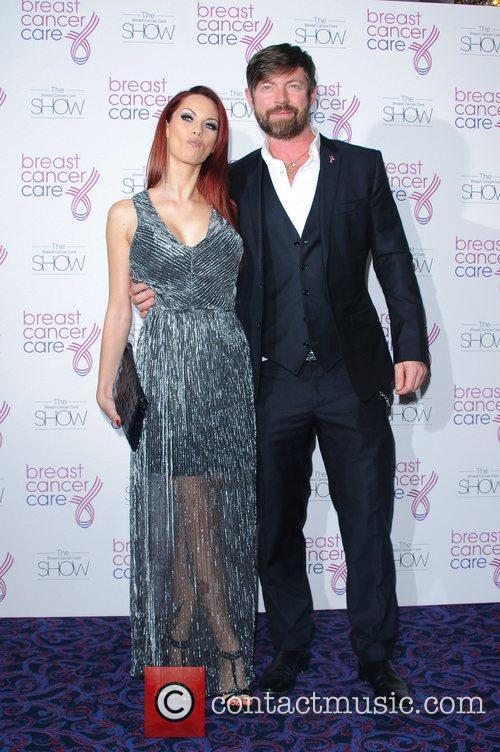 Jessica Jane Clement and Lee Stafford Breast Cancer...