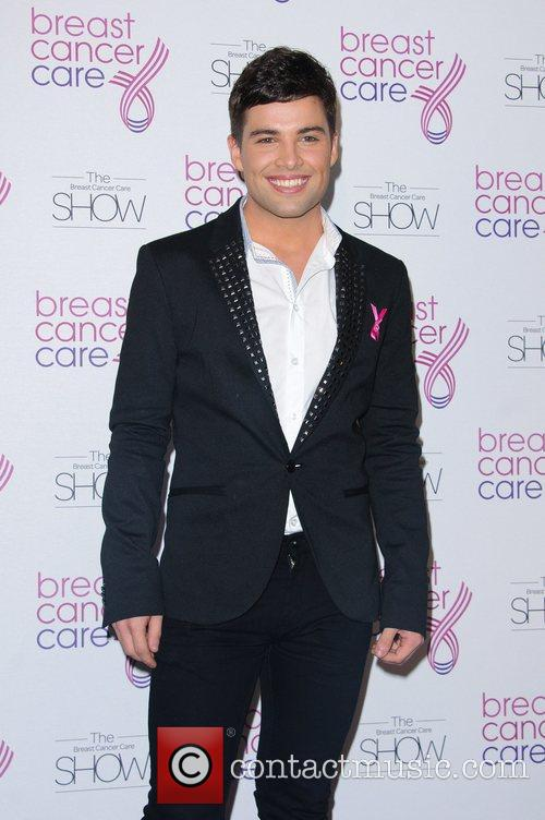 joe mcelderry breast cancer care event at 5926045