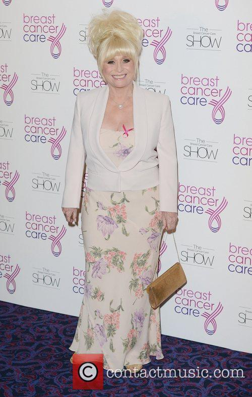 Barbara Windsor Breast Cancer Care event at the...
