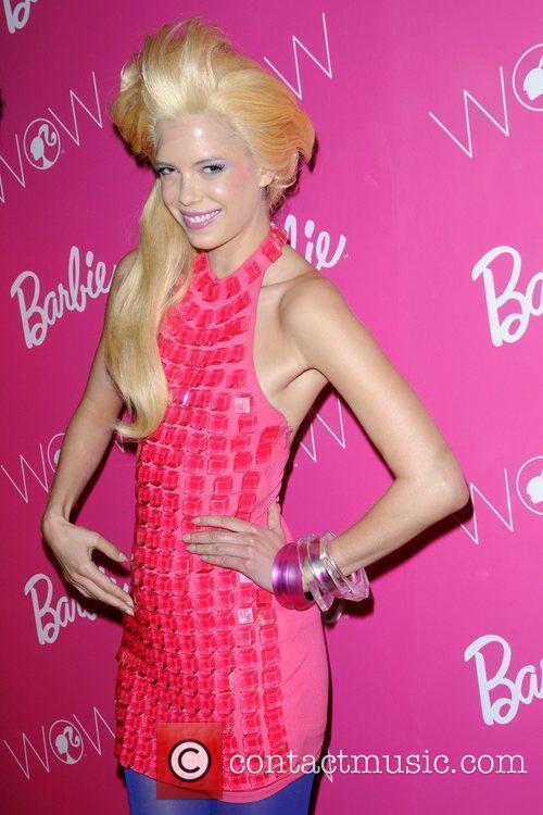 Barbie Doll  visting Barbie - The Dream...