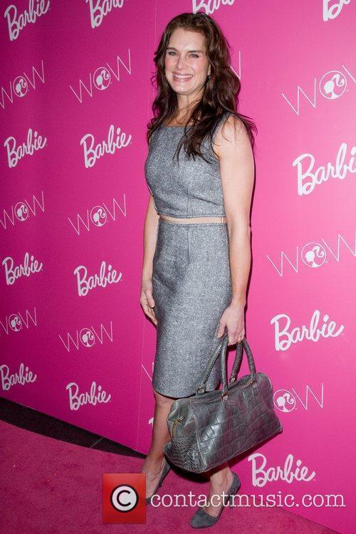 Brooke Shields  visting Barbie - The Dream...