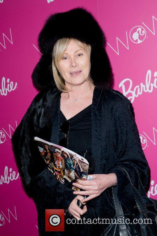 Deborra Lee Furness  visting Barbie - The...