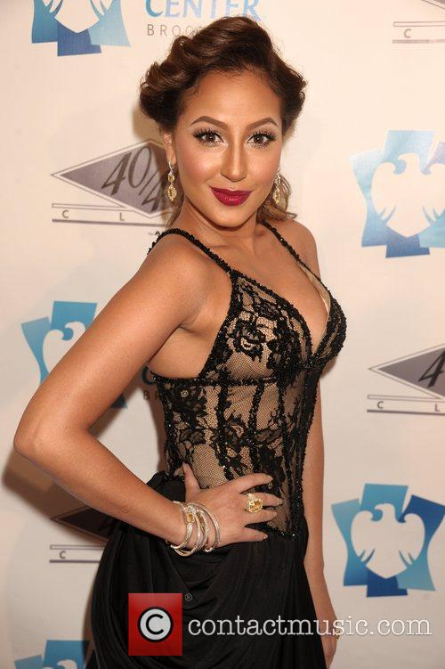 adrienne bailon the grand opening of the 5922146
