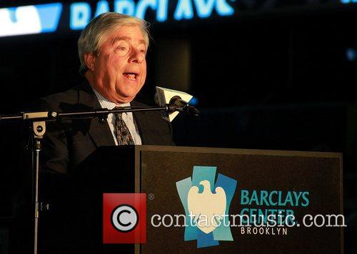 Brooklyn Borough President Marty Markowitz Ribbon cutting ceremony...