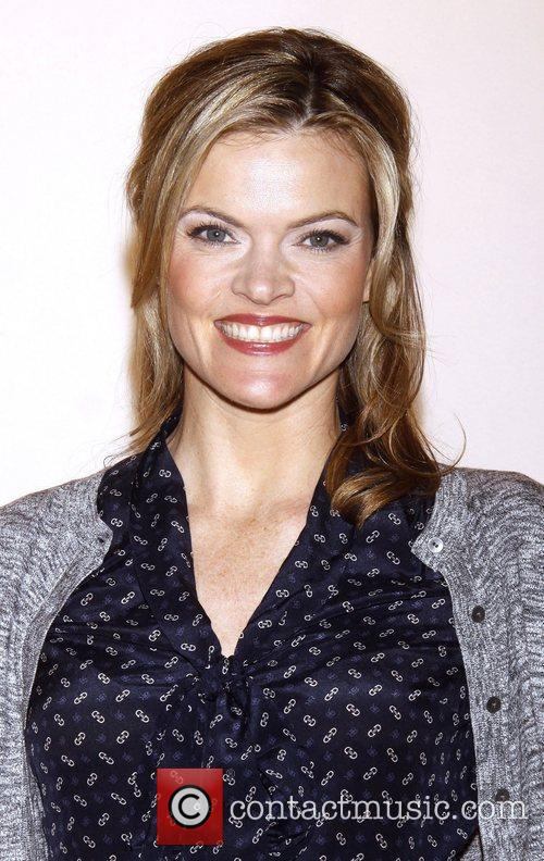 Missi Pyle  The cast of the Off-Broadway...