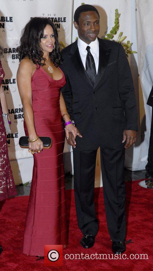 Avery Johnson and Cassandra Johnson 138th Kentucky Derby...