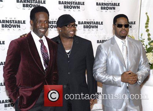 Boyz II Men 138th Kentucky Derby Barnstable-Brown Gala...