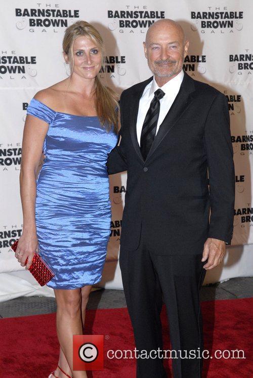Terry O'Quinn and Lori O'Quinn 138th Kentucky Derby...