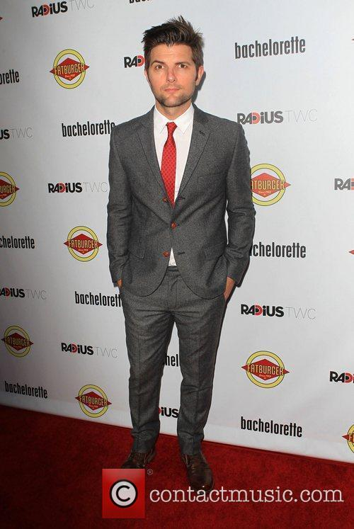 At the premiere of RADiUS-TWC's 'Bachelorette' at ArcLight...