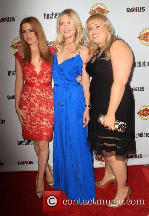 Isla Fisher, Kirsten Dunst, Rebel Wilson and Arclight Cinemas 2