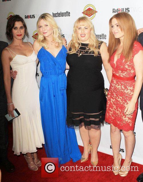 Lizzy Caplan, Kirsten Dunst, Rebel Wilson, Isla Fisher...