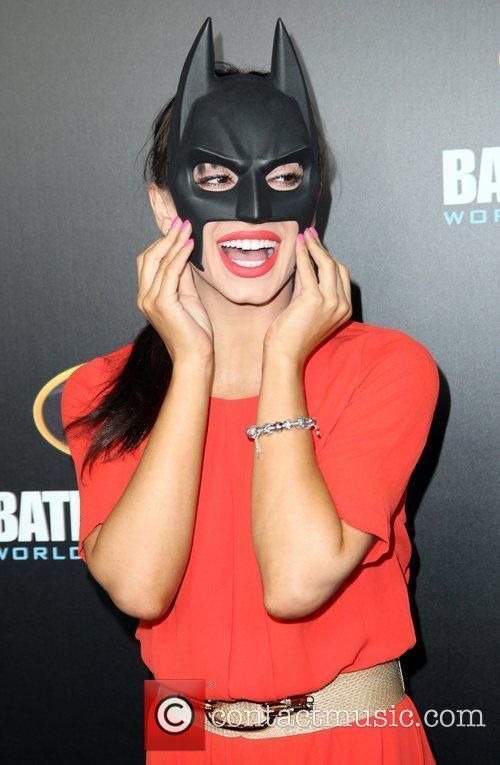 Karina Smirnoff 'Batman Live' World Arena Tour Los...