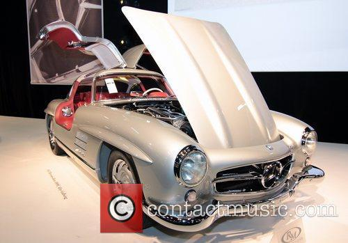 1955 Alloy Mercedes Benze Gullwing Preview of 'Automobiles...