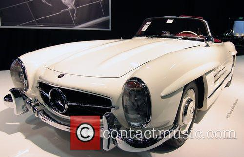 1957 Mercedes Benz 300sl Roadster Preview of 'Automobiles...