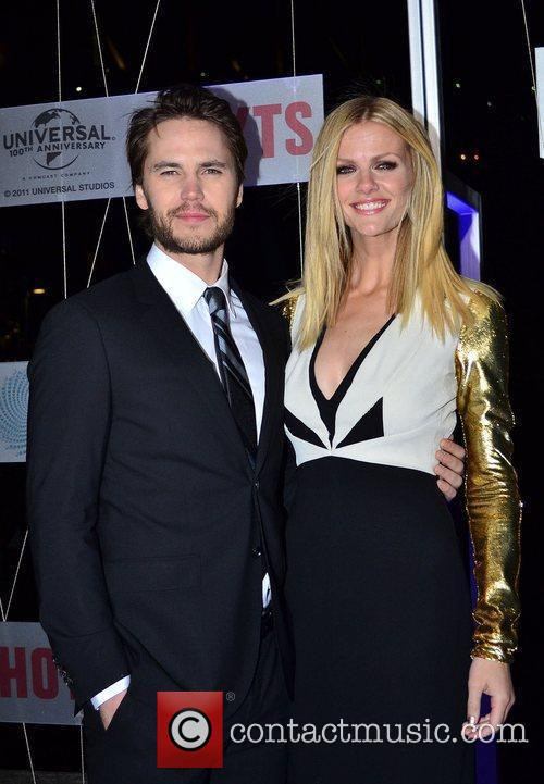 Taylor Kitsch, Brooklyn Decker and Luna Park 2